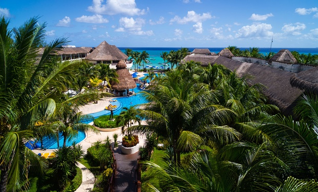 All Inclusive Resort On Mexico S Riviera Maya With Meals
