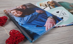 Colorland: Three 28-, 40- or 60-Page A4 Photobooks from Colorland (Up to 79% Off)