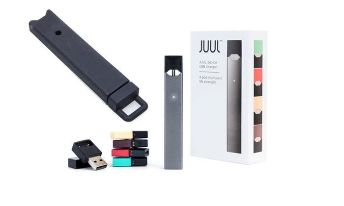 Juul Vape Pod Pen, Starter Kit, Pro Kit, or Pod Packs   Groupon