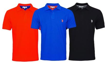 Polo de la marque U.S polo ASSN pour Homme