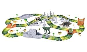 Circuit Dinosaures à construire