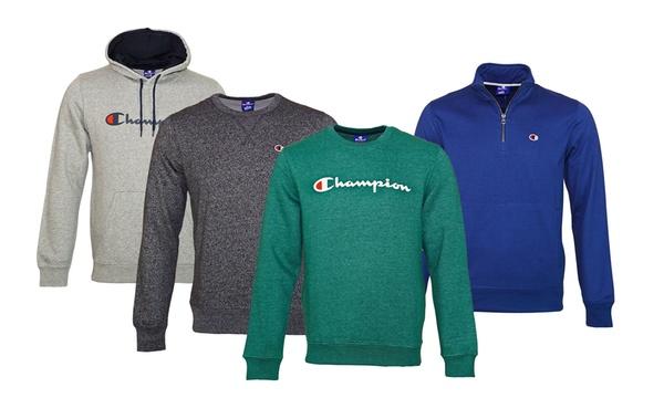 Champion Sweater Pullover Rundhals 210741 F17 |