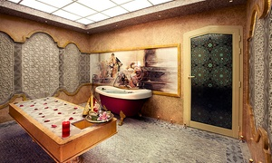 1001 Nights Beauty Center: Choice of Moroccan Bath at 1001 Nights Beauty Center (Up to 60% Off)