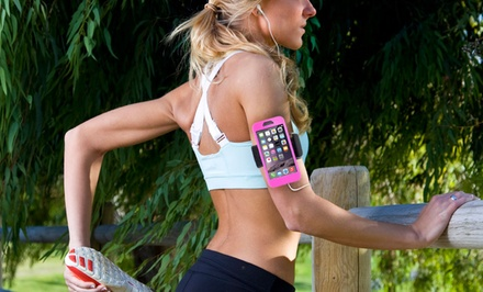 Gear Beast GearBand Marathon Silicone Armband for iPhones