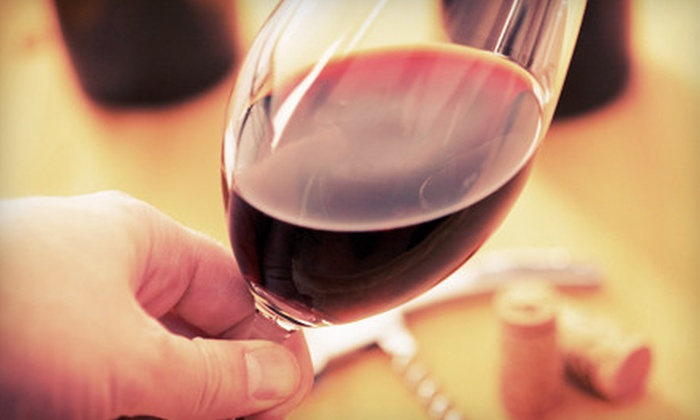 Sweet Grapes Wine Bar - LoDel,Downtown,Chinatown: $25 Toward Wine, Snacks, and Tastings