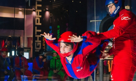 $47.96 for Two Indoor Flights for One at iFLY ($59.95 Value)