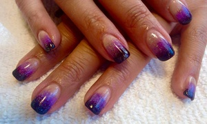 Nails By Jennia: $30 for $60 Worth of Services — Nails by Jennia- Bliss Salon