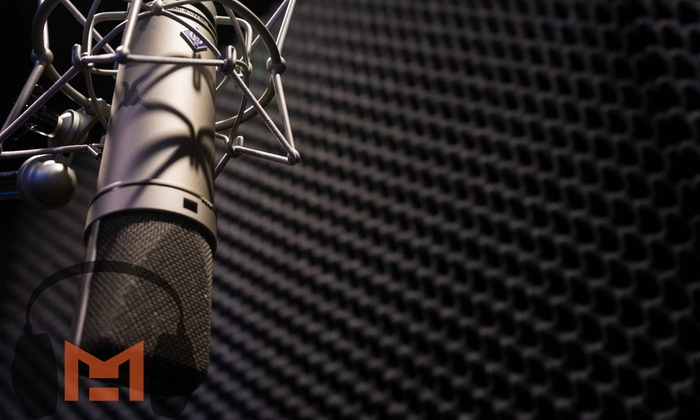 MH Studios Toronto - York University Heights: Up to 55% Off Recording Session at MH Studios Toronto