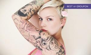 Studio ALIX: Dowolny tatuaż w Studiu Alix: 99,99 zł za groupon wart 300 zł na tatuaż o wielkości do 50 cm² i więcej opcji