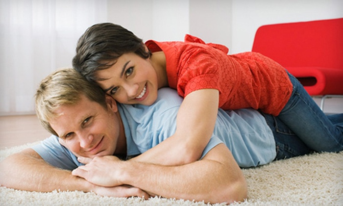 Moen Chem-Dry - Summerville: Three or Five Rooms of Carpet Cleaning from Moen Chem-Dry (Up to 56% Off)