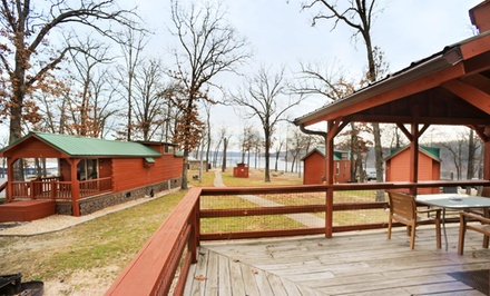 Groupon Deal: 2-Night Stay at Port of Kimberling Marina & Resort in Greater Branson, Missouri
