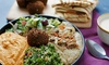 mediterranean Grill & Go - Eastside: Falafel with a Side at mediterranean Grill & Go (44% Off)