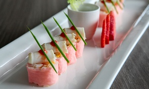 Pan-Asian Cuisine at Inyo Restaurant in West Bloomfield (Up to 45% Off). Three Options Available.