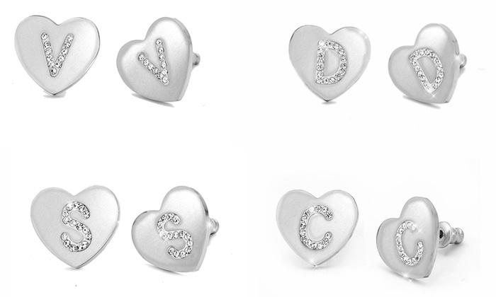 Orecchini Be-Jewels con cristalli