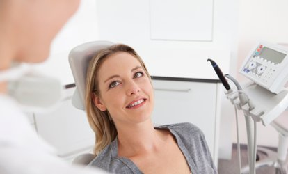 image for Laser Teeth Whitening at Dental Delight (67% Off)
