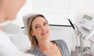Dentius: Limpieza bucal con fluorización y revisión con opción a 1, 2, 3 o 4 empastes desde 9,95 € en Dentius