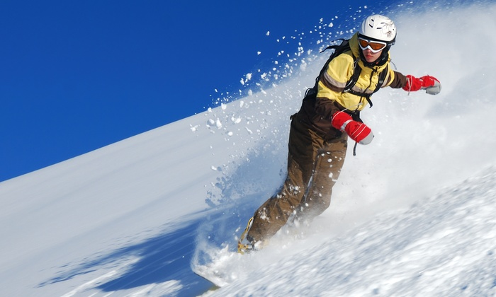 Cannonball Productions - Bus Pick-Up: $99 for Afternoon Ski & Night Tubing at Sunburst with Party & Round-Trip Transportation ($149 Value)