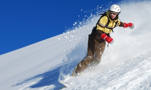 Cannonball Productions: $99 for Afternoon Ski & Night Tubing at Sunburst with Party & Round-Trip Transportation ($149 Value)