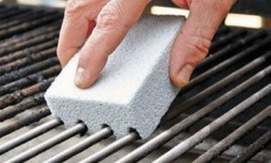 Non-Toxic Grill and Griddle Cleaning Blocks (6-Pack)