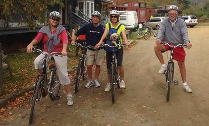 image for Half-Day or Full-Day Road-Bike Rental for Two or Four from RiverGirl <strong>Fishing</strong> Co (Up to 55% Off)