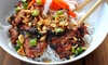 Jade Leaf Eatery and Lounge - Downtown San Jose: Vietnamese Food and Jazz for Two or Four at Jade Leaf Eatery and Lounge (Up to 40% Off)