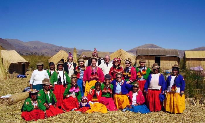 Peru: 7-Day Inca Trail Trek Tour   Groupon Travel