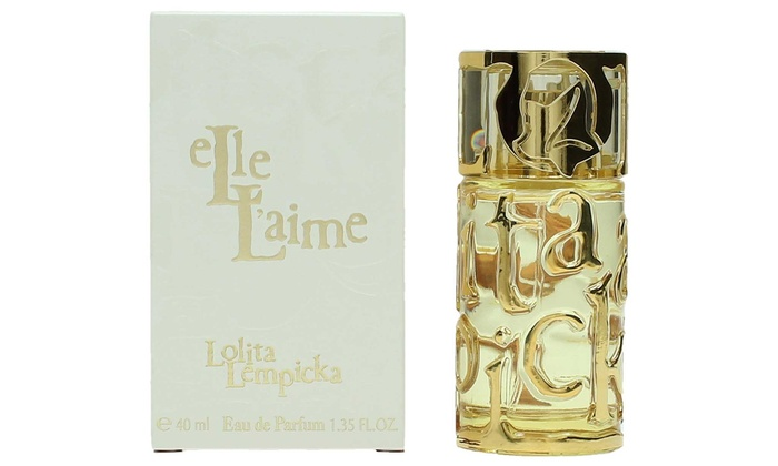 lolita lempicka elle l 39 aime edp groupon. Black Bedroom Furniture Sets. Home Design Ideas