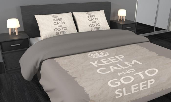 missing discount value housse de couette groupon. Black Bedroom Furniture Sets. Home Design Ideas