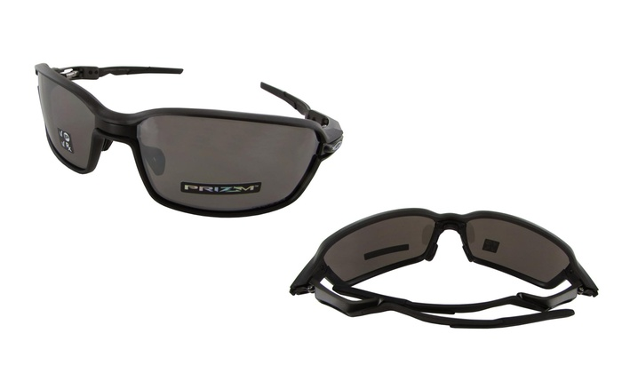 d6352fe0cd0 Oakley Men s Carbon Prime Polarized Sporty Sunglasses