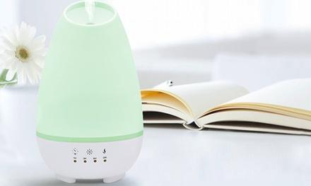 Diffusore di aromi e oli essenziali da 500 ml con LED e comandi Touch disponibile in 2 colori