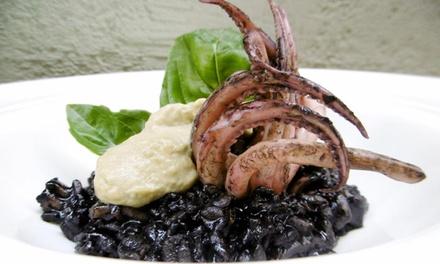 Menú para 2 o 4 personas con entrante, arroz a elegir, café o postre y bebida desde 24,95 € en Restaurante D'mar