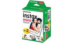 Pack de 20 poses Instax Mini Fujifilm