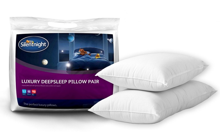 Silentnight Pillows