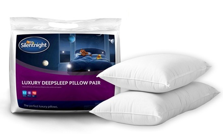 Silentnight Deep Sleep Pillows