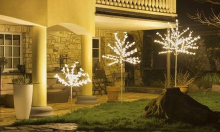 Árbol de 180 o 240 luces LED desde 34,99 €