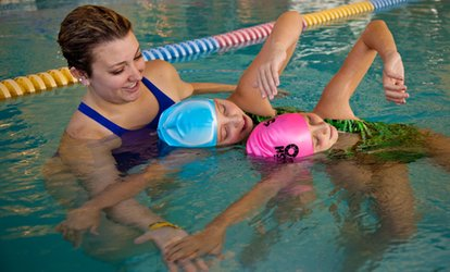 image for  $25 for a Swim-Class Package for One Student at Swimtastic Swim School ($79.50 Value)