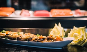 Koi Asian Bistro: Pan-Asian Food at Koi Asian Bistro (Up to 42% Off). Three Options Available.