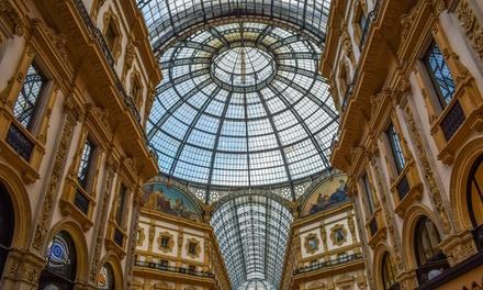 Milano 4*: camera Standard o Economy per 2 persone a 54€euro