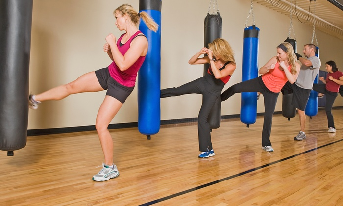 Iron Clutch Fitness - Sandy Plains Industrial Park: Four Weeks of Cardio-Kickboxing or Martial Arts Classes at Iron Clutch Fitness (Up to 63% Off)