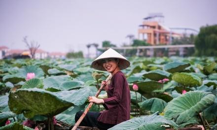 ✈ Vietnam-Rundreise: 21 Tage mit Badeurlaub in Phan Thiet inkl. Flüge, Verpflegung, Bootsfahrt u. kulturelle Highlights