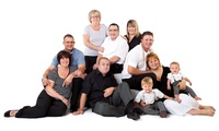 Family Photoshoot with Six Prints and £50 to Spend on Digital or Framed Products at Hoss Photography (97% Off)