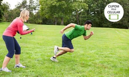 Let's Move Assessoria Esportiva - Asa Sul: 1 ou 2 meses de treinamento funcional + planilha de corrida