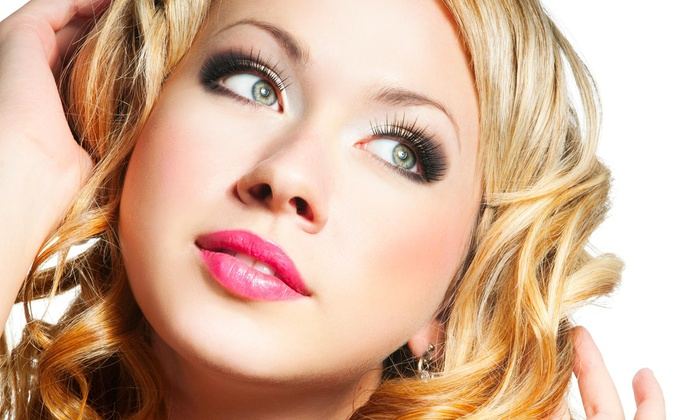 Luscious Lashes - West End: 60% Off Full Deluxe Set of Premium Mink EllipseHD™ Eyelash Extensions at Luscious Lashes