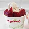 50% Off Self-Serve Frozen Yogurt and Gelato