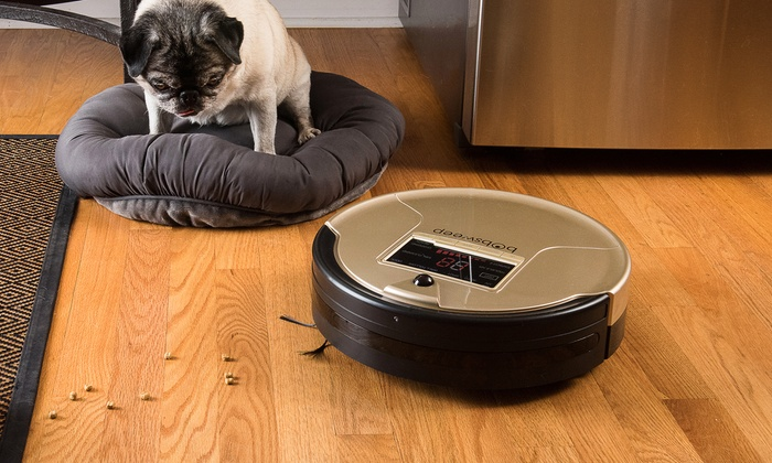 Up To 66 Off On Robot Vacuum Cleaner And Mop Groupon Goods