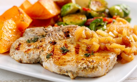 American Cuisine at Garry's Grill (Up to 40% Off)