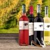57% Off Four Bottles of Spanish Wine