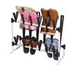 Shoe Rack and Boot Shaper Organizer