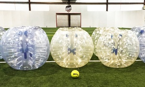 Waco Indoor Sports Center: One or Two Hours of Bubble Soccer for Up to 12 at Waco Indoor Sports Center (Up to 67% Off)