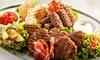 3-Gänge-Grill-Menü mit Digestif